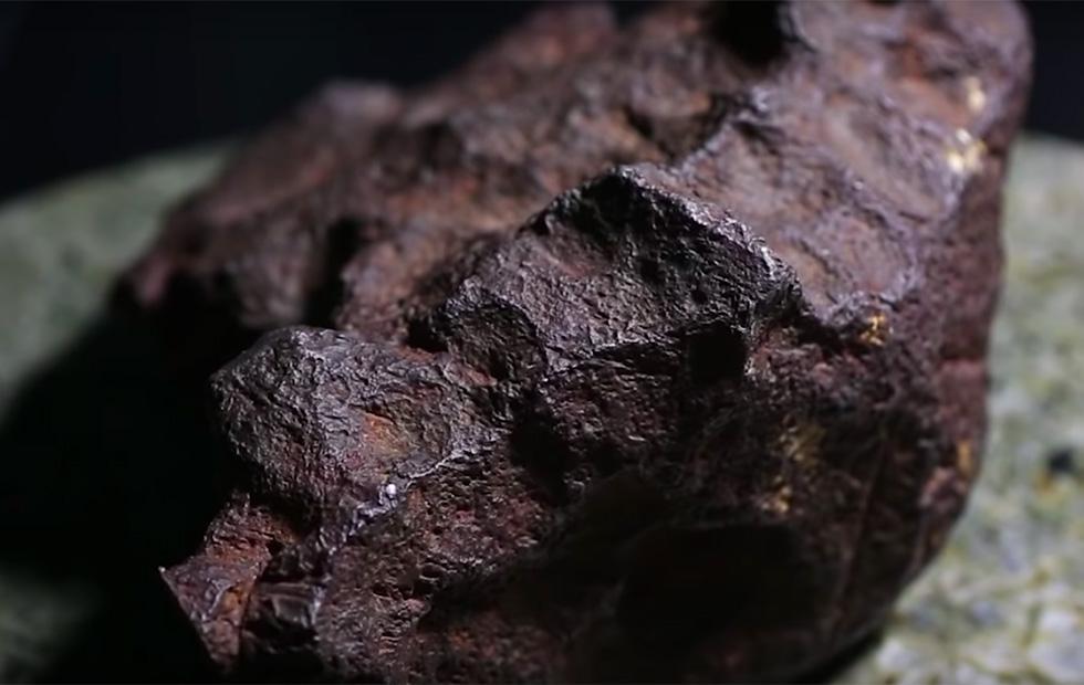 Meteorite used as doorstop for years may be worth $100,000
