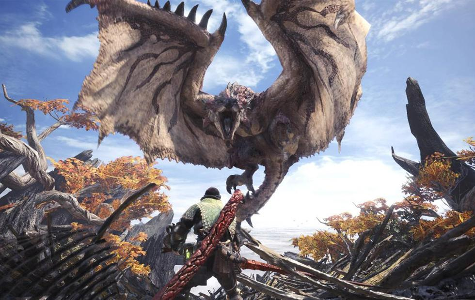 Capcom confirms Monster Hunter live-action movie project