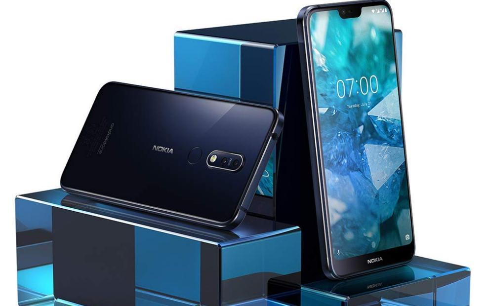 Nokia 7.1 now available in the US
