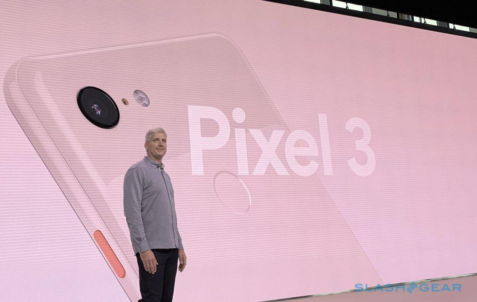 Google Pixel 3 and Pixel 3 XL official