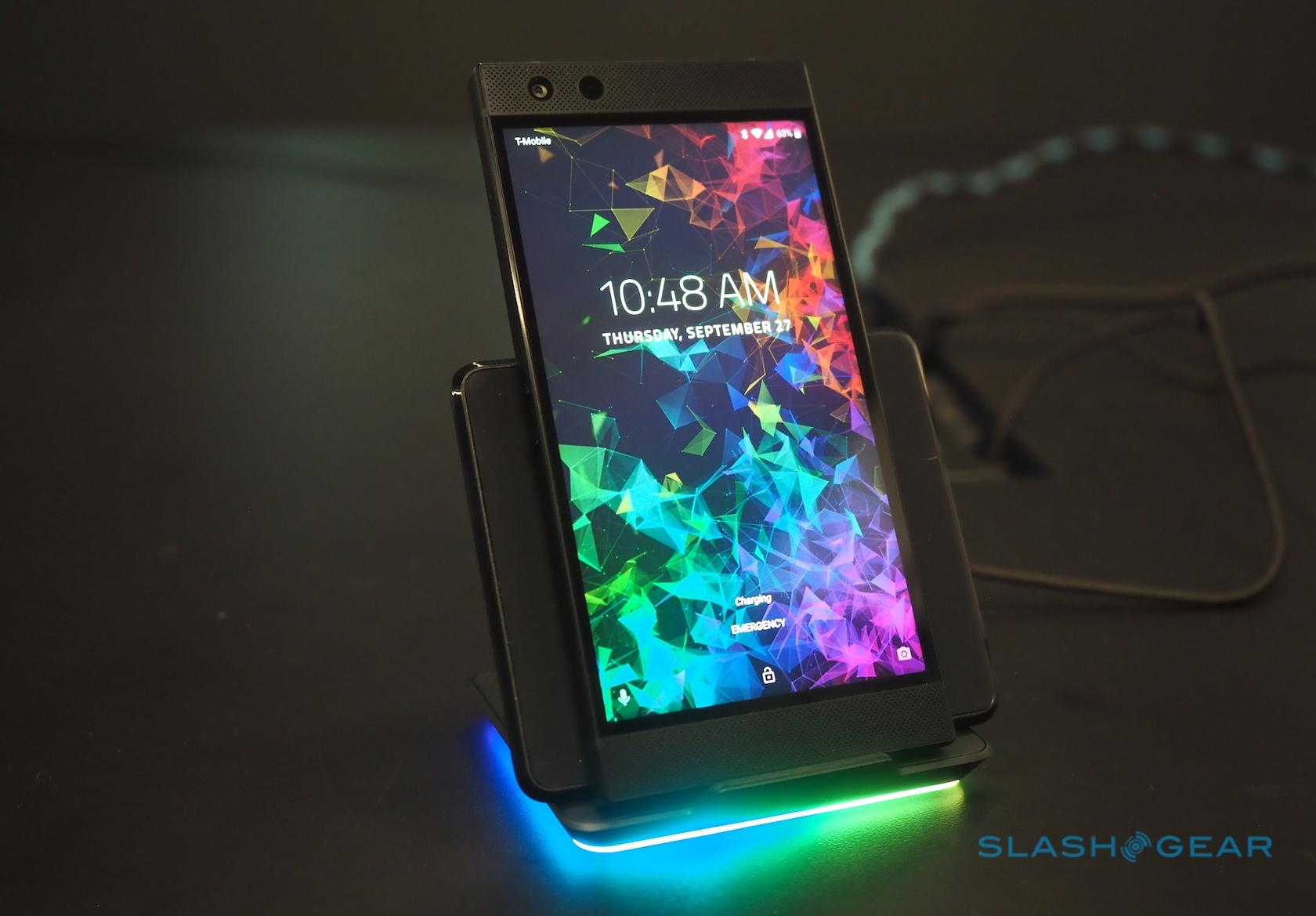 Razer Phone 2 Official Hands On With The 120hz Mobile Gaming Hero Slashgear