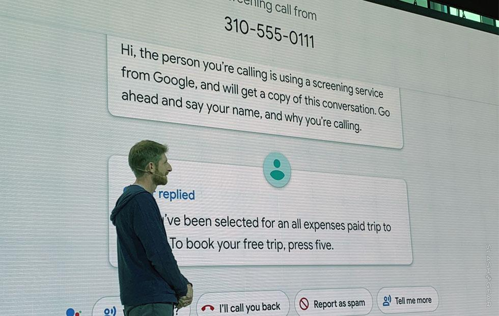 Screen Call is Android's new most killer feature