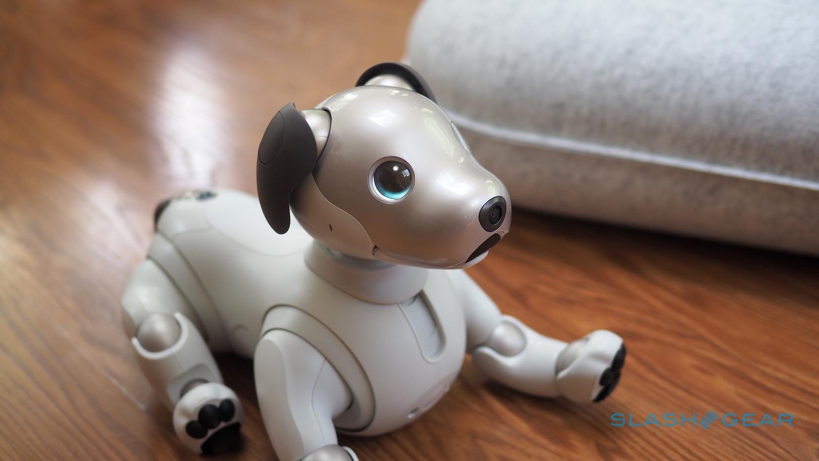 Sony aibo Review (2018): Robot pup charm - SlashGear