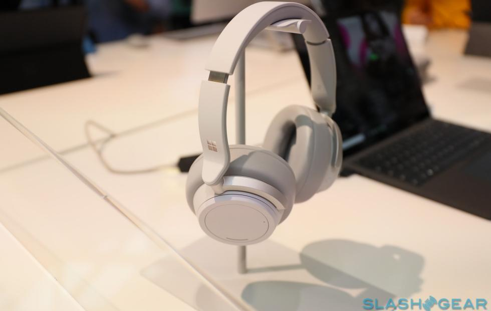 Microsoft Surface Headphones shipping next month