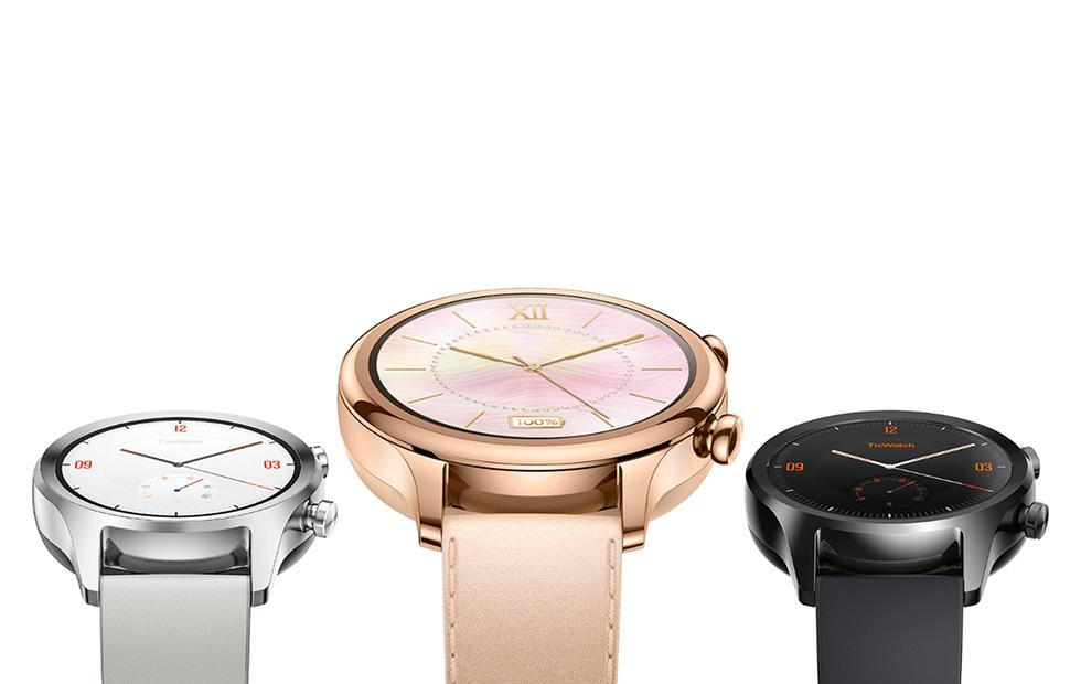 TicWatch C2 Wear OS watch unveiled, TicPods Free now available