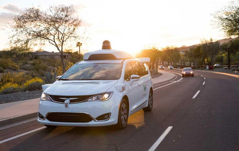 Waymo gets driverless car testing permit for California public roads