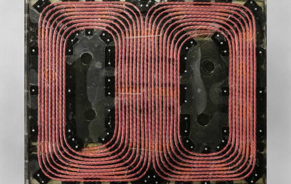 Researchers show off 120-kilowatt wireless charging for EVs