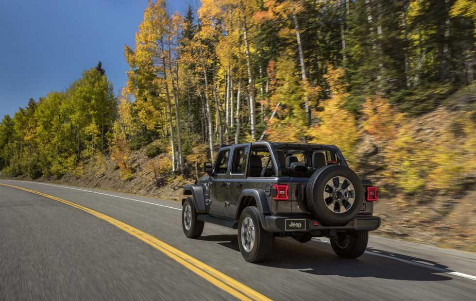 Jeep Wrangler JL frame weld failures lead to vehicle recall