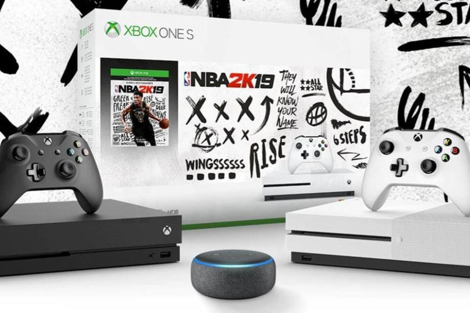 Xbox One shoppers can get a free Echo Dot from Amazon