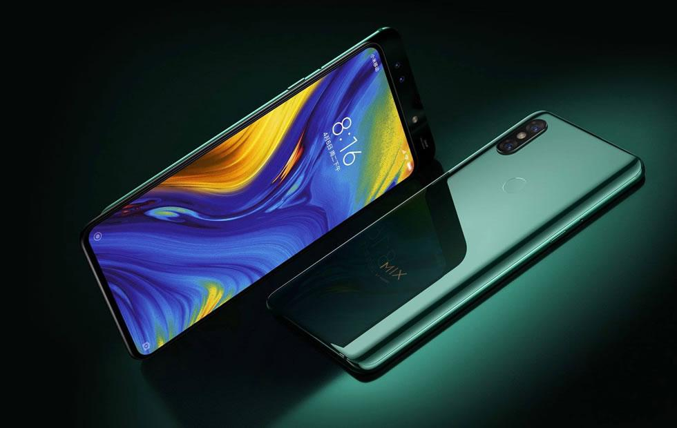 Xiaomi Mi Mix 3 slider will test your self-control
