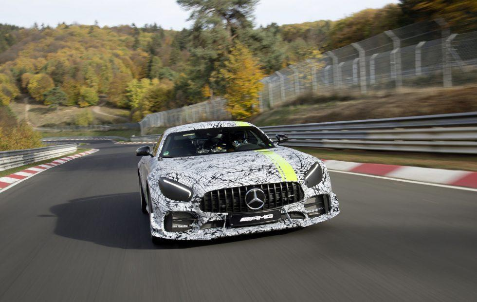 Mercedes-AMG GT R Pro is a GT4-inspired monster