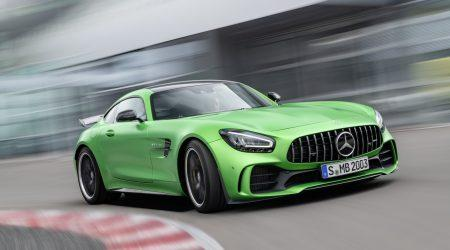 2020 Mercedes-AMG GT and AMG GT R PRO Gallery