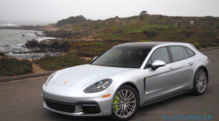 2018 Porsche Panamera 4 E-Hybrid Sport Turismo Gallery