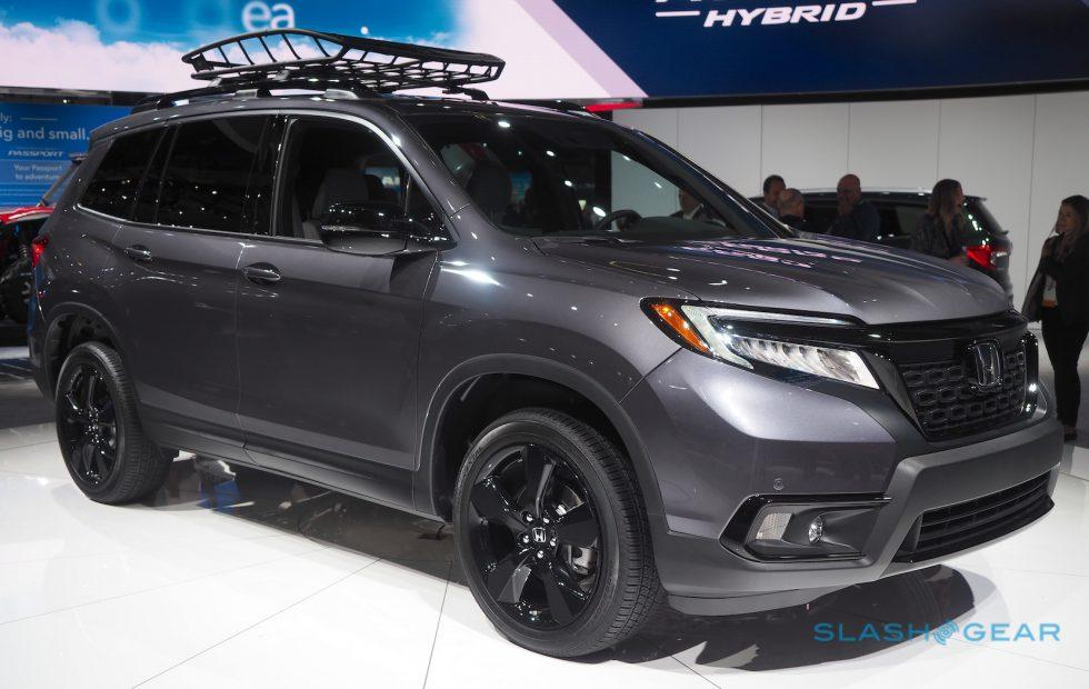 The 2019 Honda Passport is the mini-Pilot people begged for