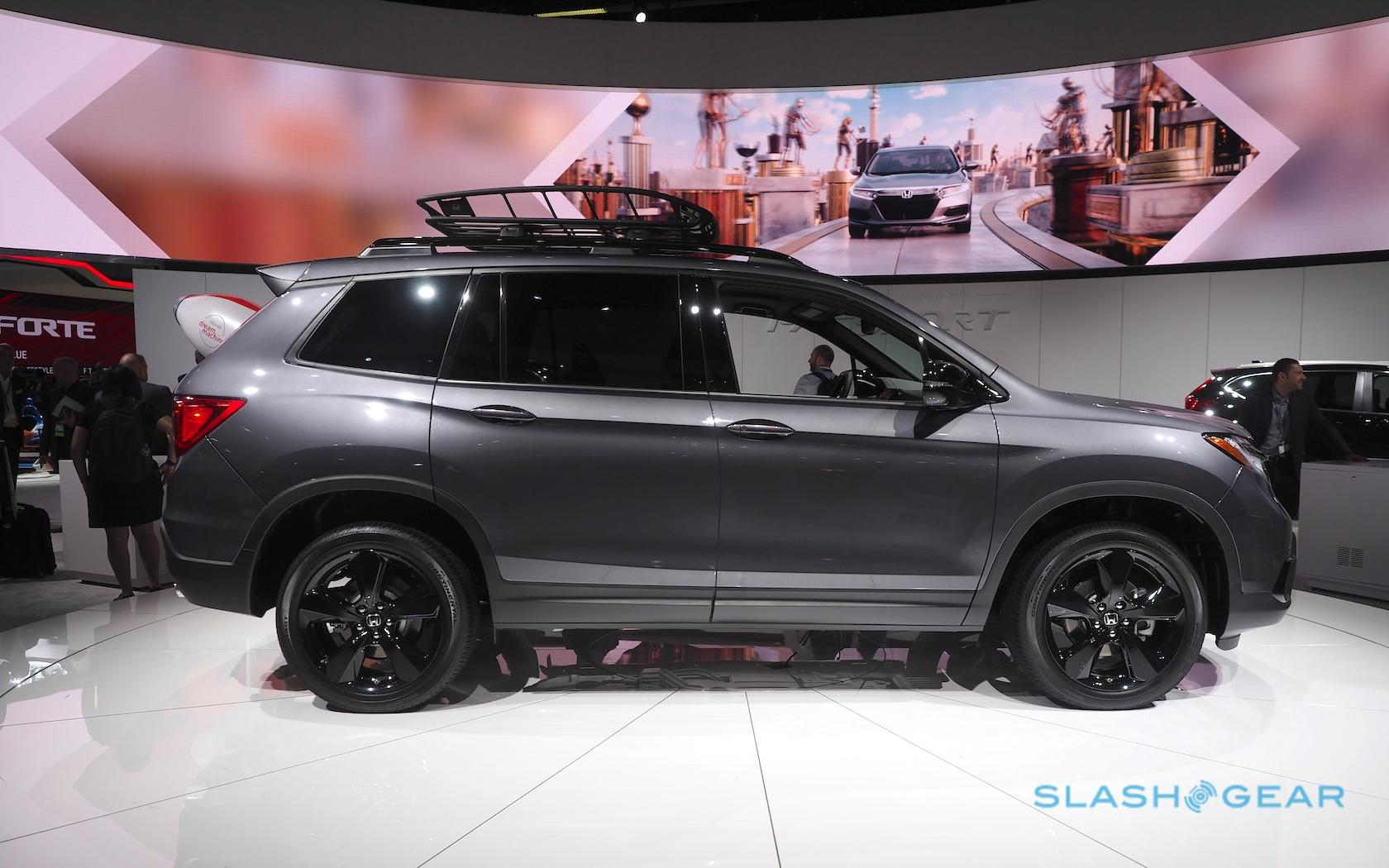 The 2019 Honda Passport Is The Mini Pilot People Begged For Slashgear
