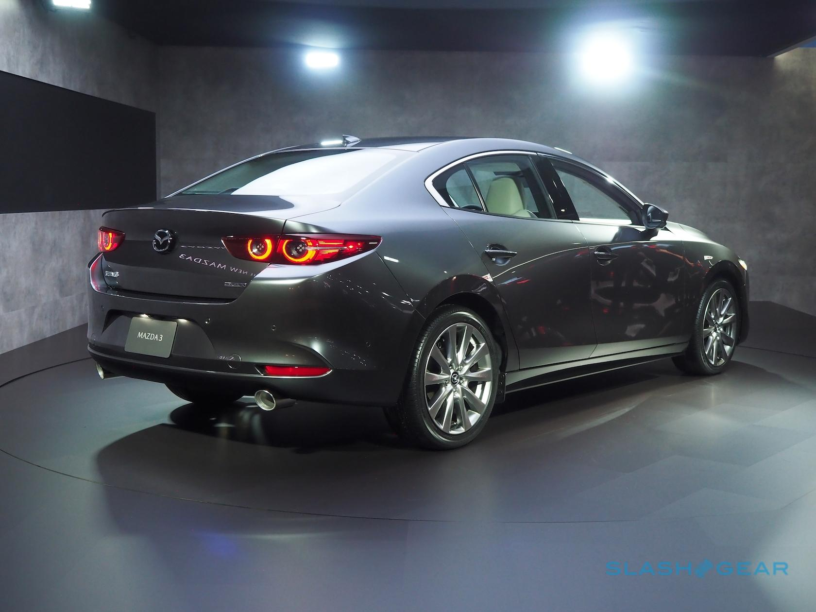 The 2020 Mazda3 takes a huge risk - SlashGear