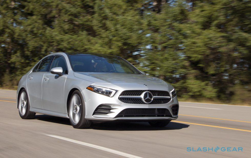 2019 Mercedes-Benz A-Class Sedan first drive: Elegantly tech-savvy