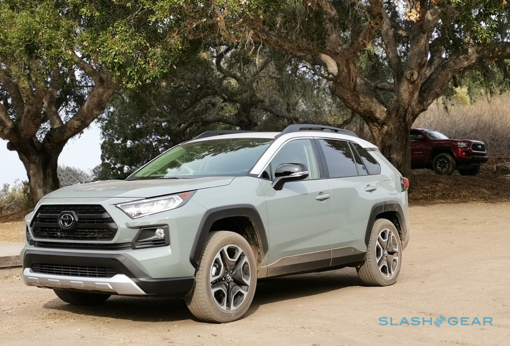 2019 Toyota RAV4: Rugged Styling, Well Equipped, More Off-road Capabilty >> 2019 Toyota Rav4 First Drive Review Compact Suv Makes Huge