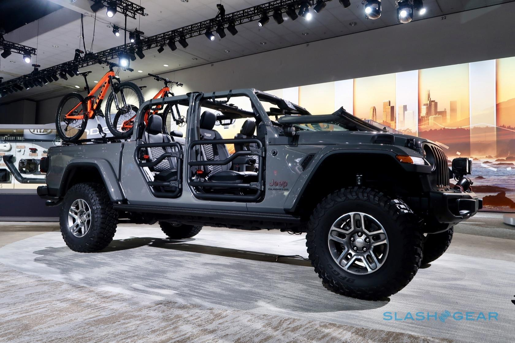Charmingly brash, the 2020 Jeep Gladiator is just what it ...