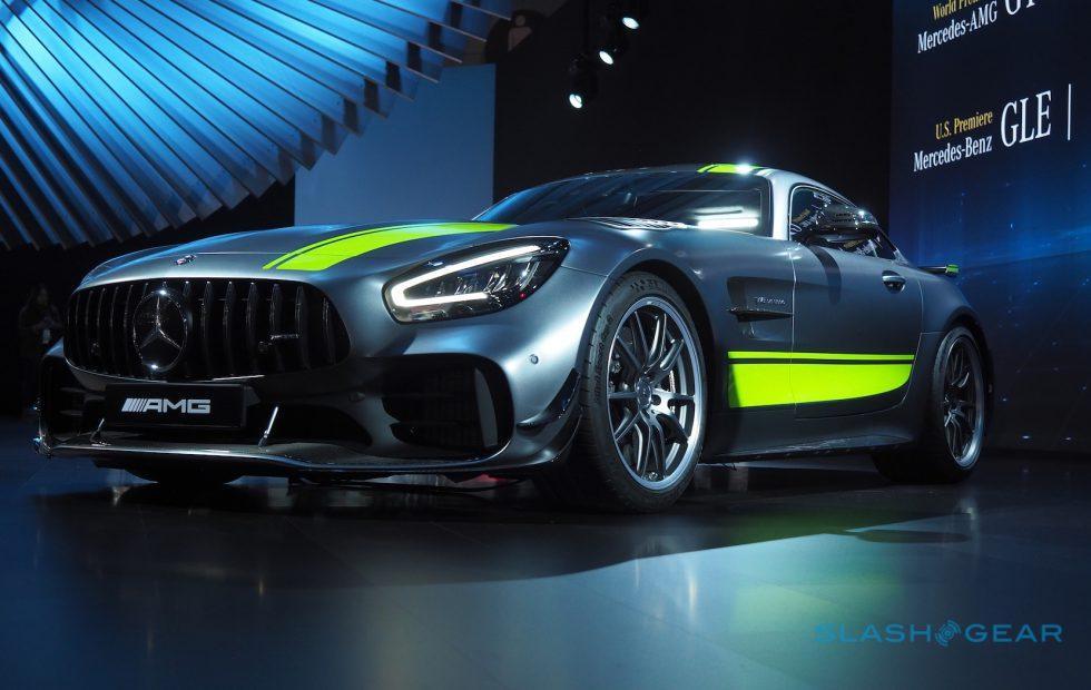 The 2020 Mercedes-AMG GT R PRO speeds smarter with lavish new aero
