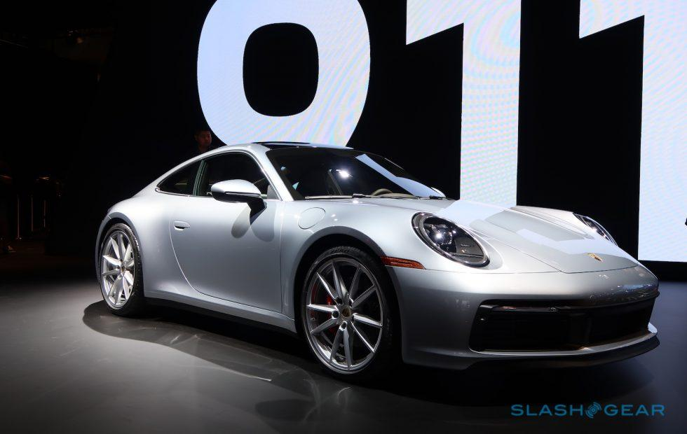 The New 2020 Porsche 911 Is All About How You Feel
