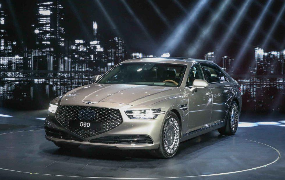 The 2020 Genesis G90 is finally memorable