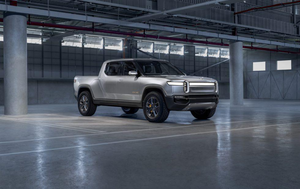 Rivian R1T Electric Pickup Truck and R1S SUV Gallery