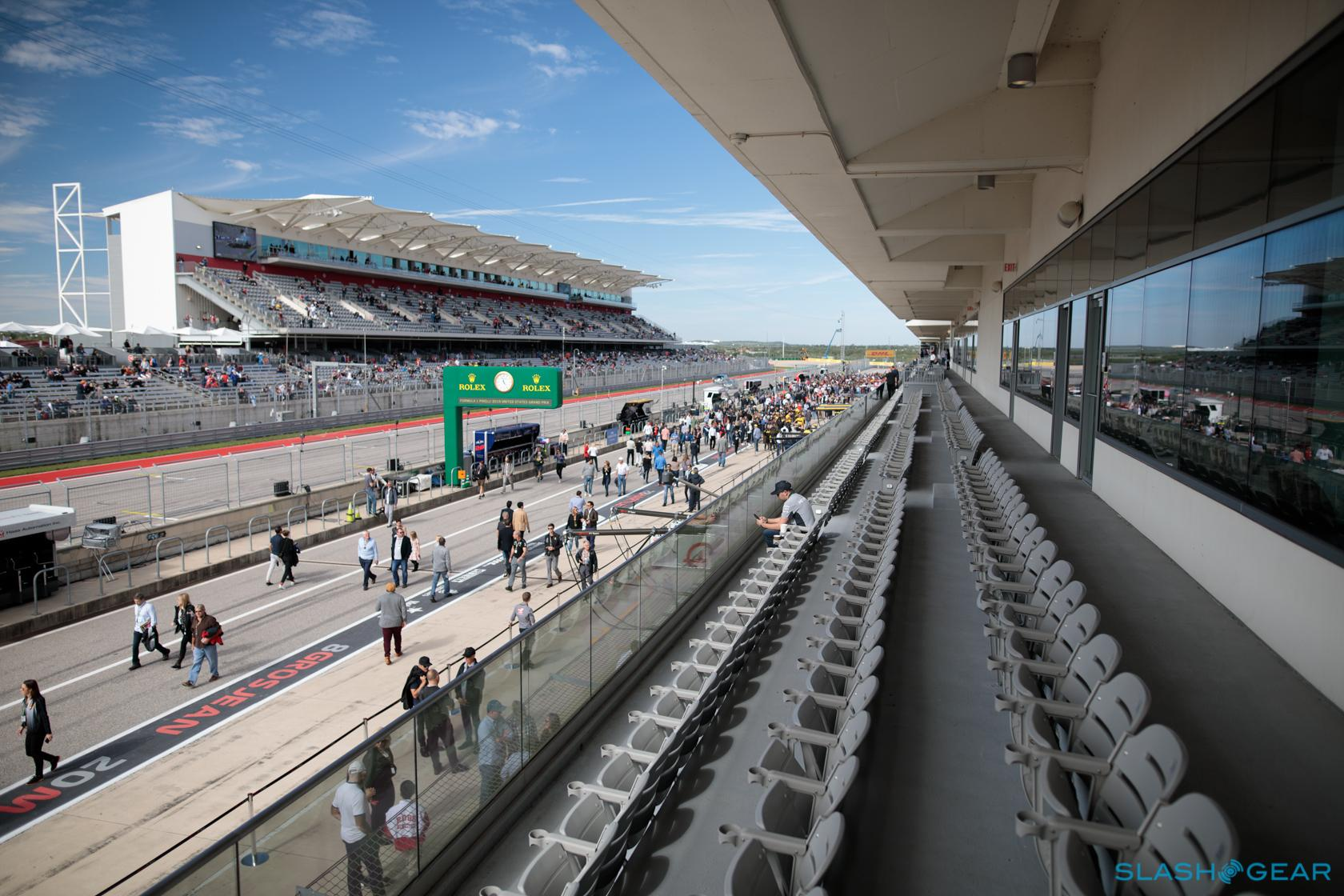 Inside Formula 1: Timing is Everything - SlashGear