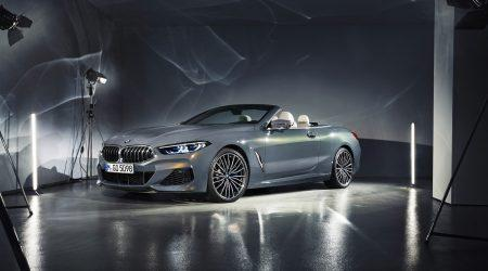 2019 BMW 8 Series Convertible Gallery