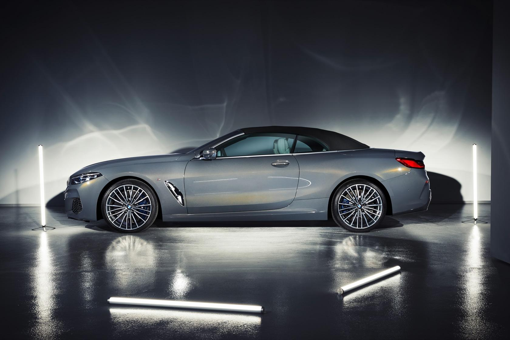 2019 Bmw 8 Series Convertible Revealed This Is The M850i