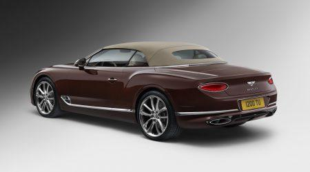 Bentley Continental GT Convertible Gallery