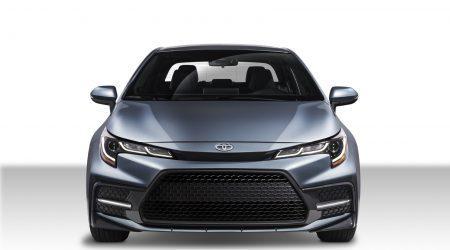 2020 Toyota Corolla Sedan Gallery