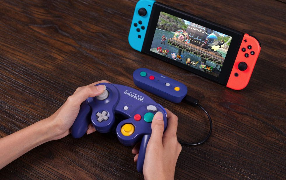 8bitdo Gbros adapter brings your old GameCube controller to Switch