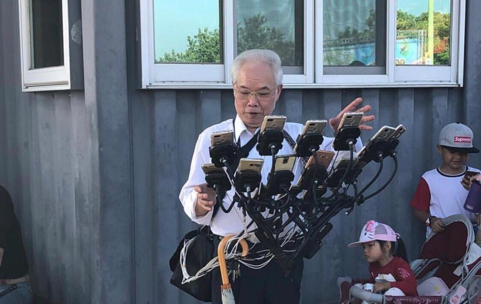 Pokemon GO's most dedicated player is a 70-year old granddad