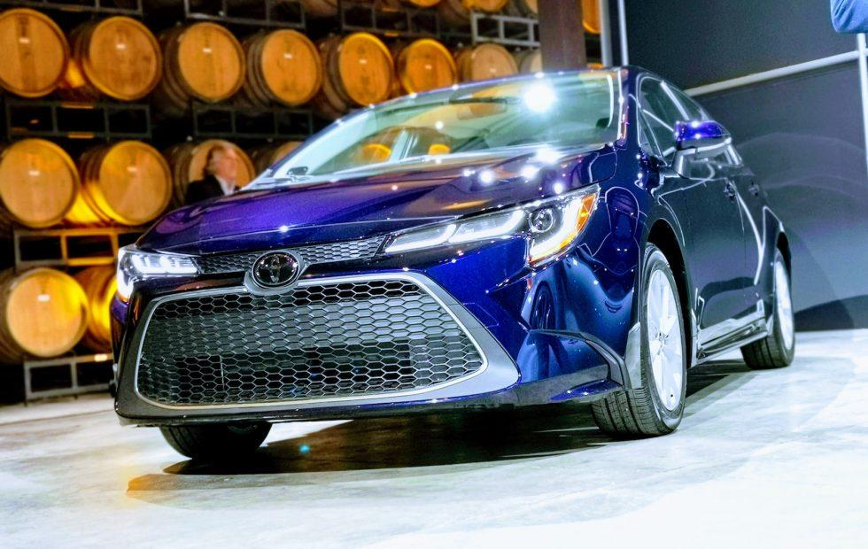 2020 Toyota Corolla sedan official: Sharper and safer