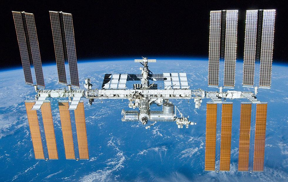 Antibiotic-resistant bacteria found on International Space Station