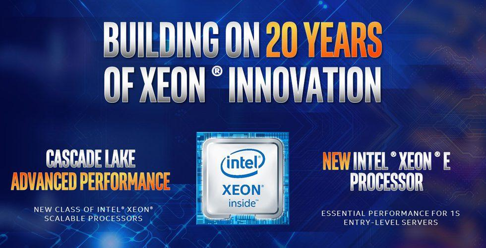 Intel 48-core Cascade Lake Xeon could upend everything in 2019