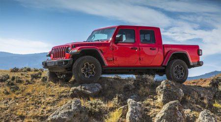 2020 Jeep Gladiator Gallery