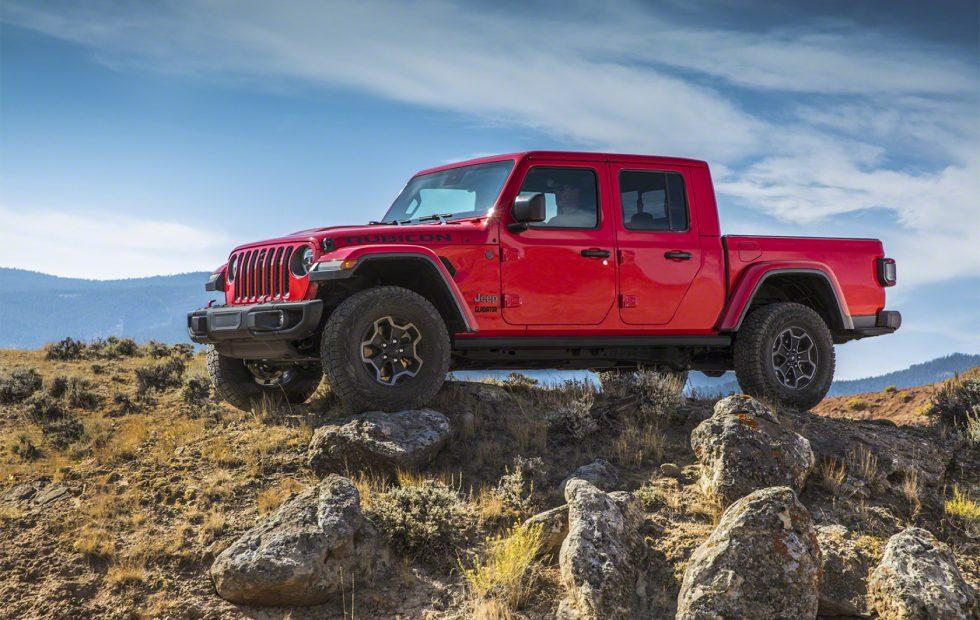 2020 Jeep Gladiator Gallery