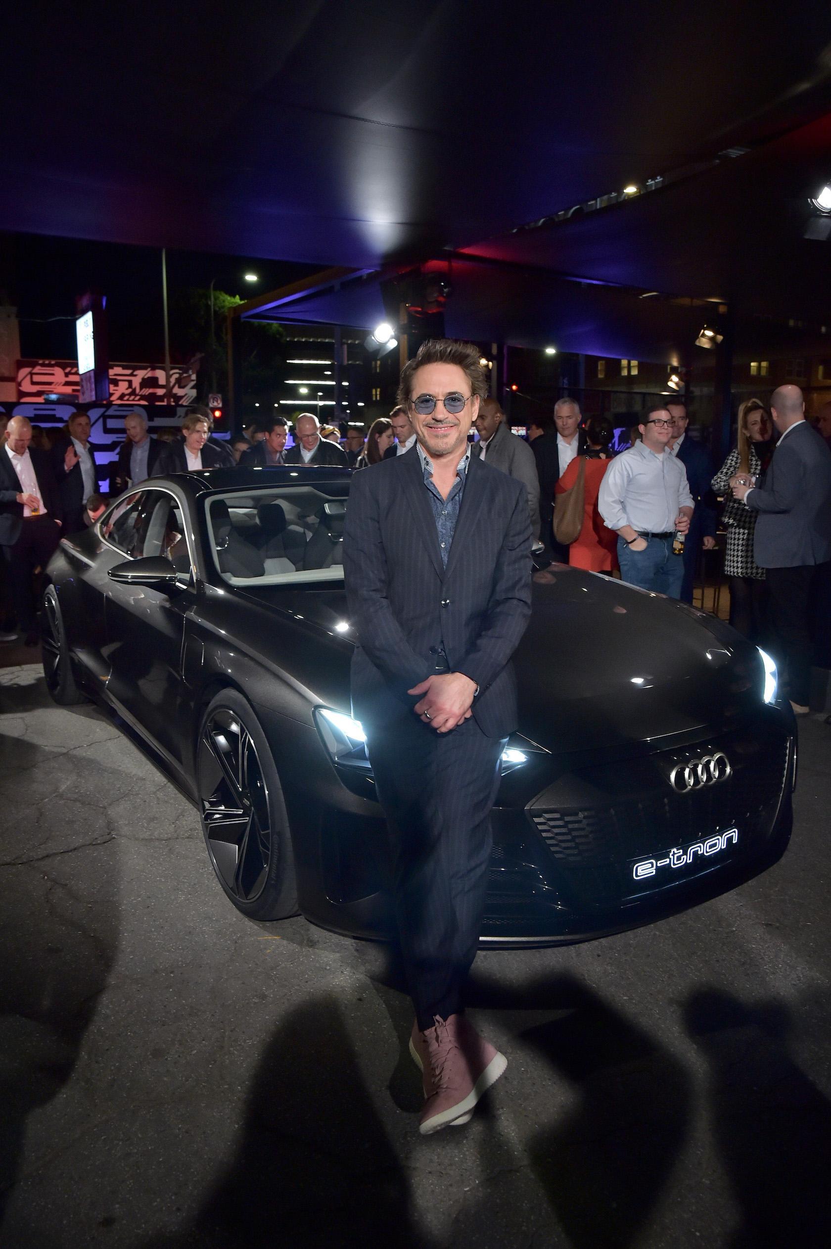 Audi E Tron Gt Concept Is A Drop Dead Gorgeous 4 Door Ev Slashgear