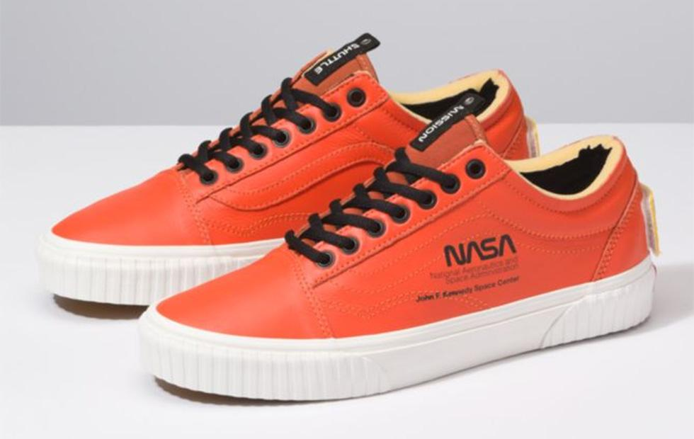 Vans Space Voyager collection offers NASA-themed shoes and apparel