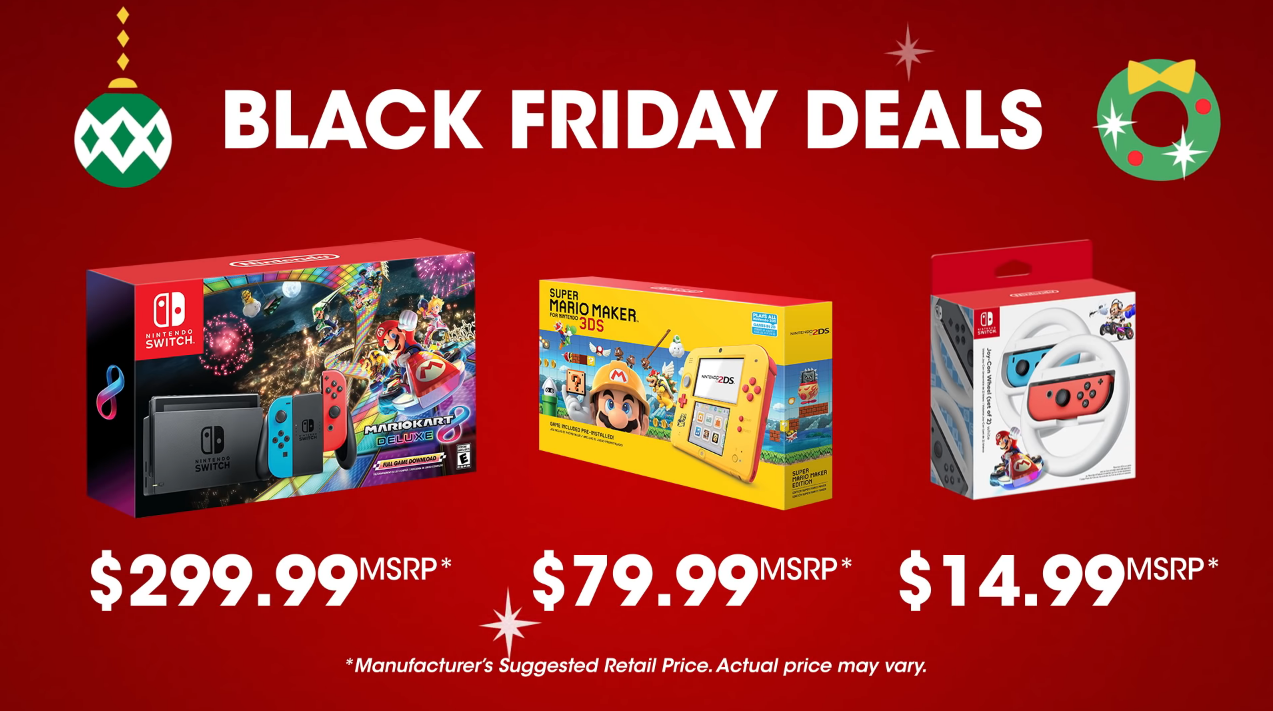 This Nintendo Switch bundle price is better than Black Friday