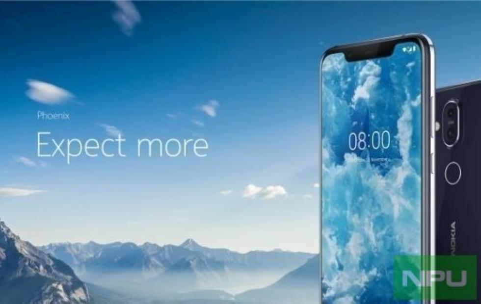 "Nokia 8.1 ""Phoenix"" is the global Nokia 8.1 coming next week"