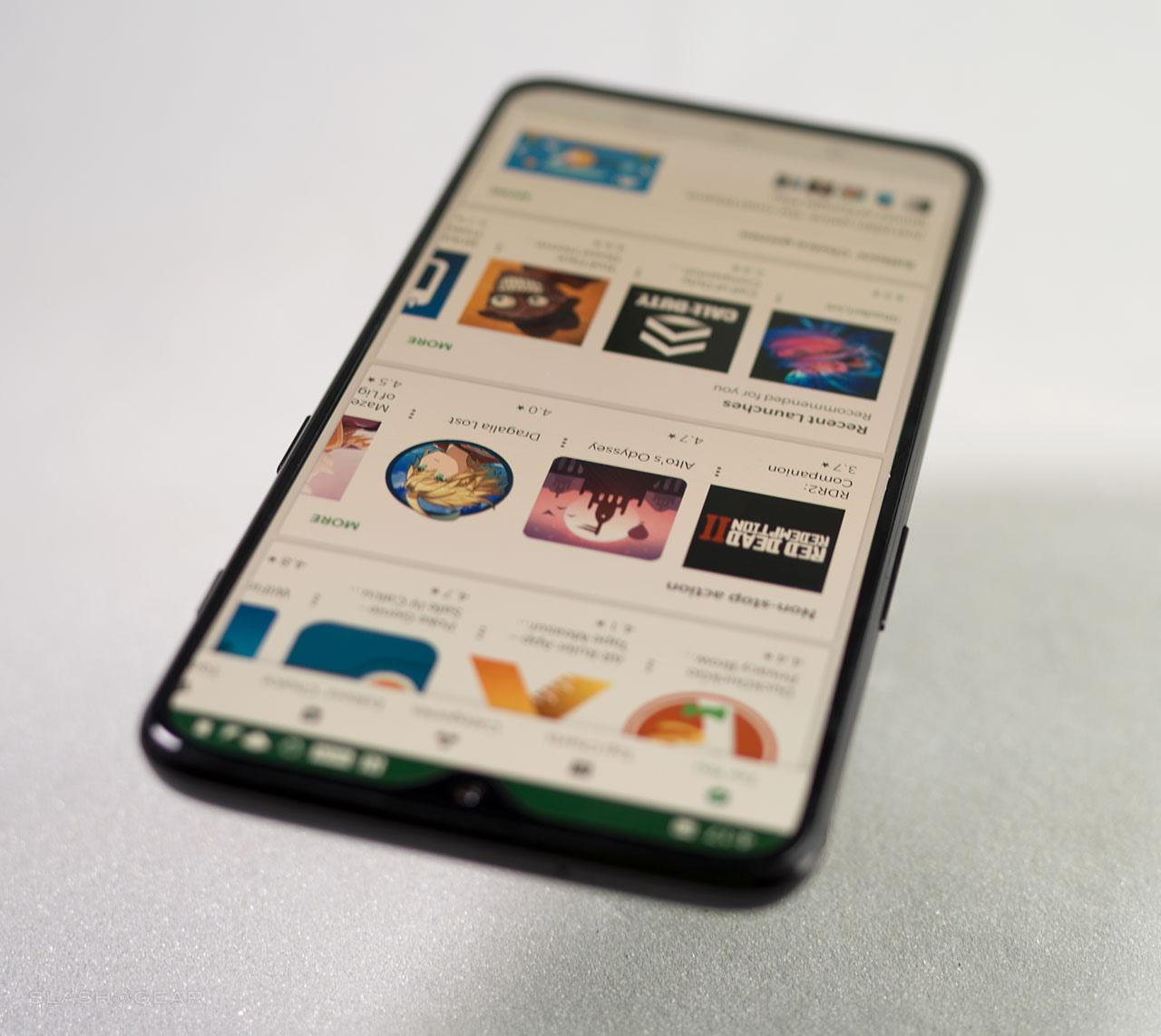 OnePlus 6T Review : Clawing its way to the top - SlashGear