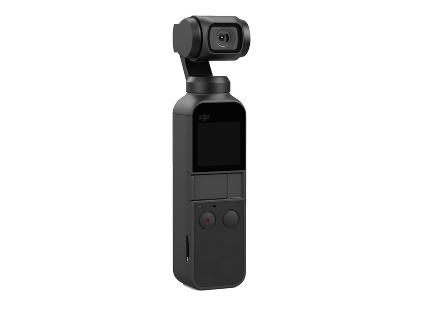 DJI Osmo Pocket puts smartphone cameras on notice