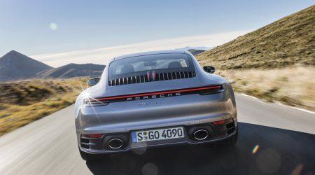 2020 Porsche 911 Gallery