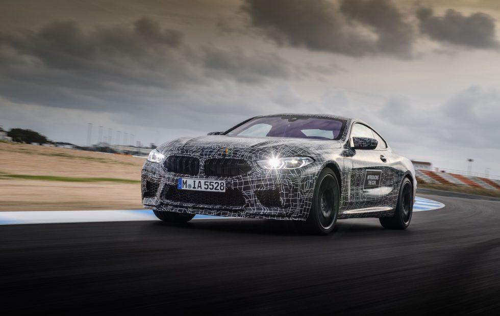 The BMW M8 packs more than 600 HP – Here's what we know