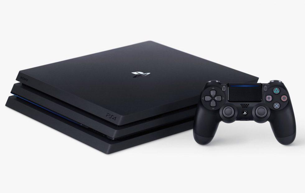 PlayStation 4 Pro CUH-7200 silently sneaks into some stores