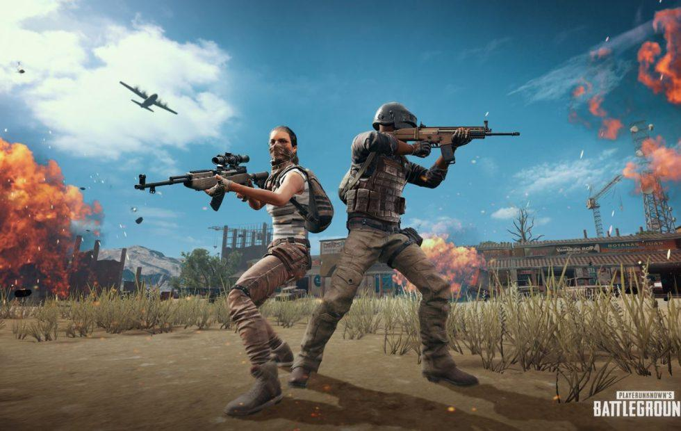 PUBG PlayStation 4 release date has some great news