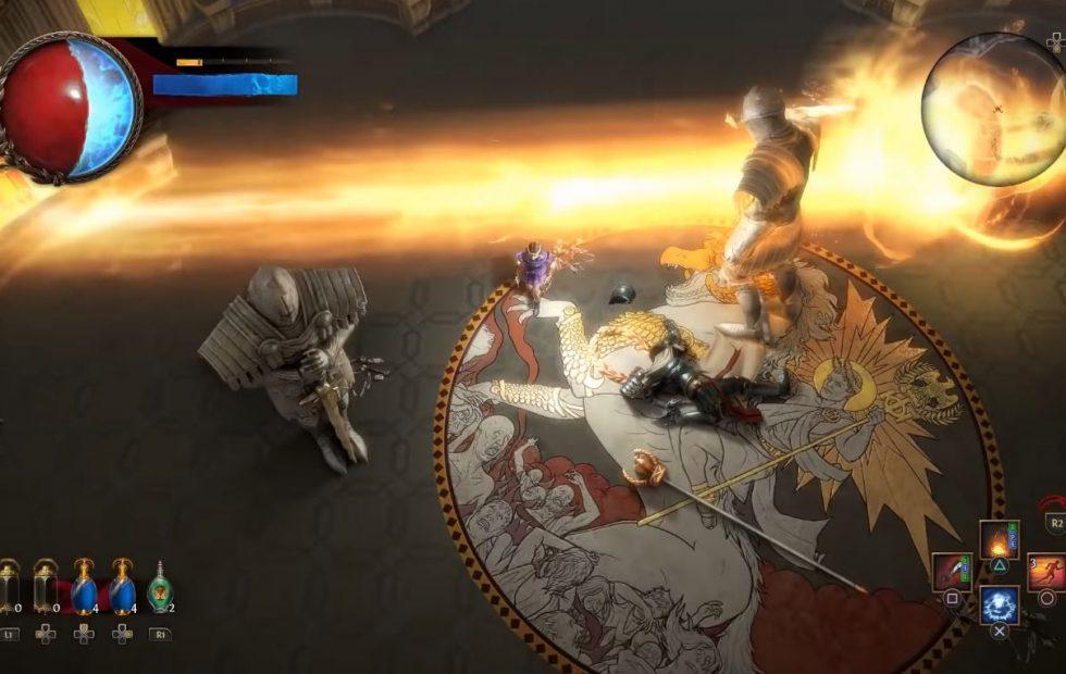 Amid Diablo Immortal controversy, Path of Exile gets PS4 nod